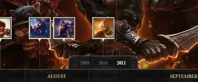 League of Legends turns two this Thursday, celebrations planned