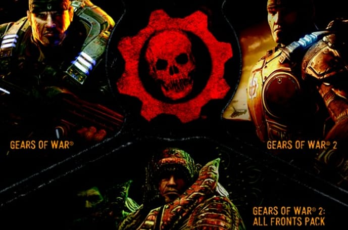 Gears of War Triple Pack hits retail on Feb. 15