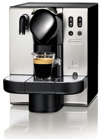 Nespresso Lattissima offers up one-touch cappuccinos and lattes