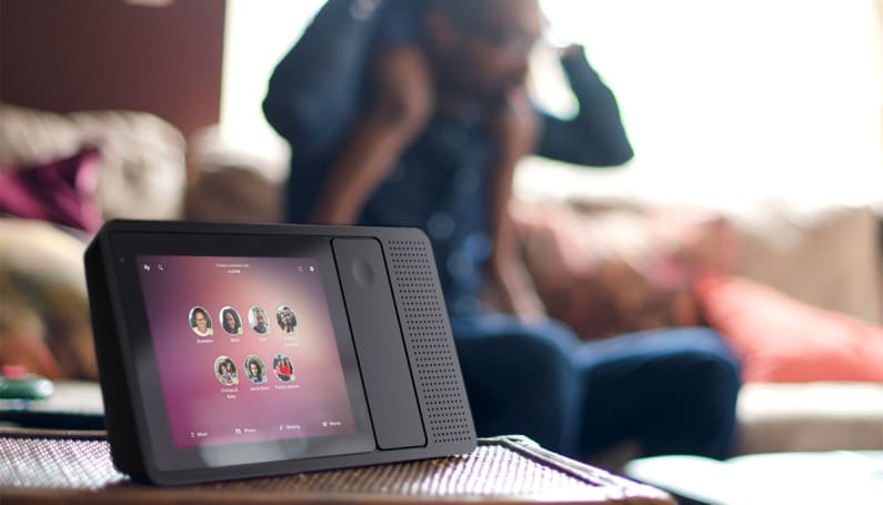 Videophone lets kids call Grandma but not surf the web