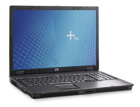 HP's Compaq business notebooks get the Merom touch