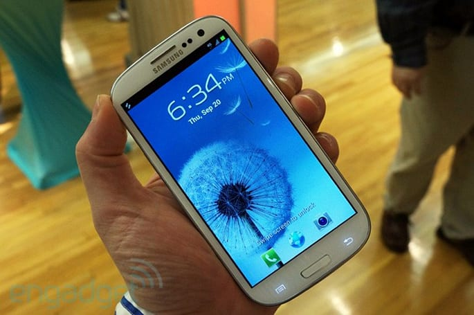 Samsung Galaxy S III hitting MetroPCS next Monday for $499 off-contract