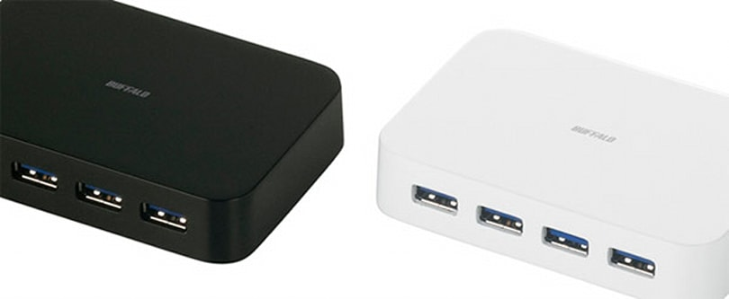 Buffalo Kokuyo reveals 4-port USB 3.0 hub, leaves you little choice but to upgrade