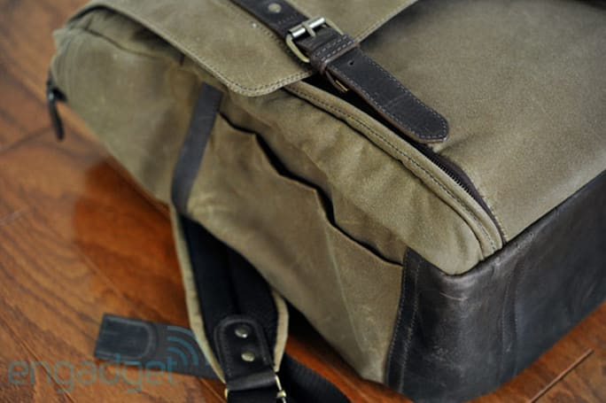 Ona Camps Bay DSLR / laptop backpack review