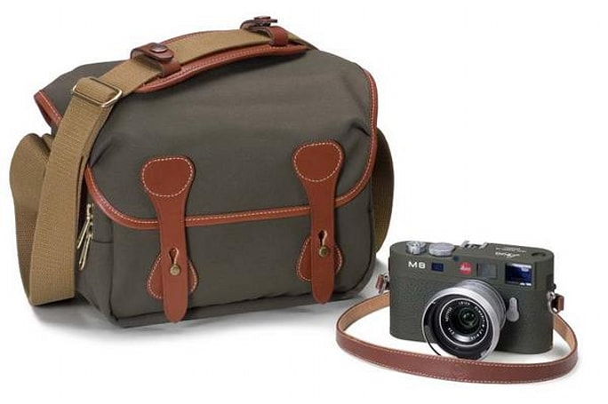 Leica's Safari Special Edition M8.2 wears olive drab, is anything but