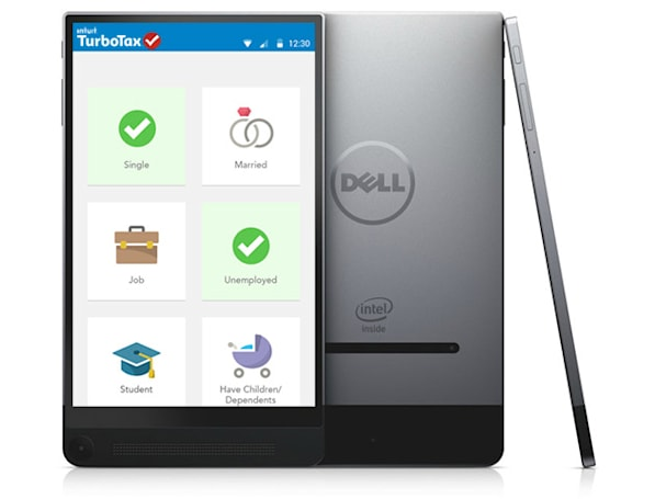 Engadget giveaway: win a Dell Venue 8 7000 courtesy of TurboTax!