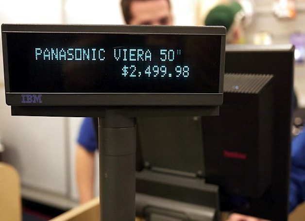 Panasonic 3D home entertainment system goes on sale to a country in mourning