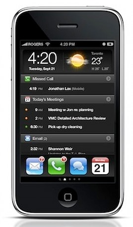 Rumor: New iPhone by April
