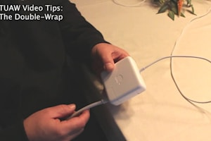 TUAW Video Tip: The Double-Wrap