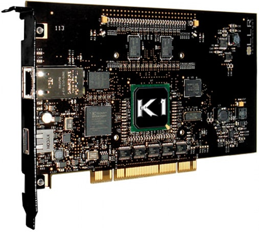 Bigfoot intros lower-end Killer K1 network interface card
