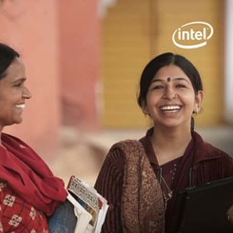 Intel's Skoool software brings study materials to healthcare workers in developing countries