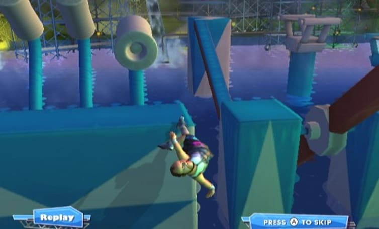 'Wipeout' (not that Wipeout) coming to Wii and DS
