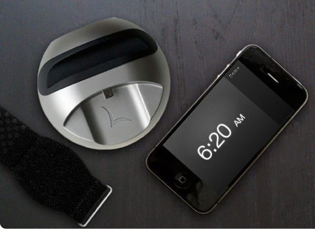 Lark's silent alarm clock hitting Apple Stores on June 14, promises not to wake your bedmate