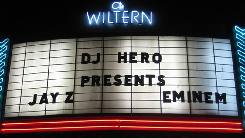 Jay-Z and Eminem headline DJ Hero event