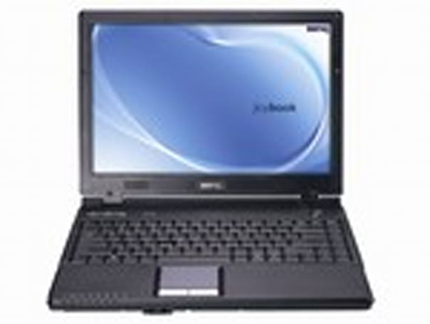 BenQ Joybook R42: first laptop without RAM and a hard drive?