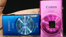 Canon PowerShot ELPH 330 HS and 115 IS hands-on (video)