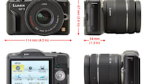 Panasonic GF3 reviewed: aging 12 MP sensor, good upgrade for current compact users