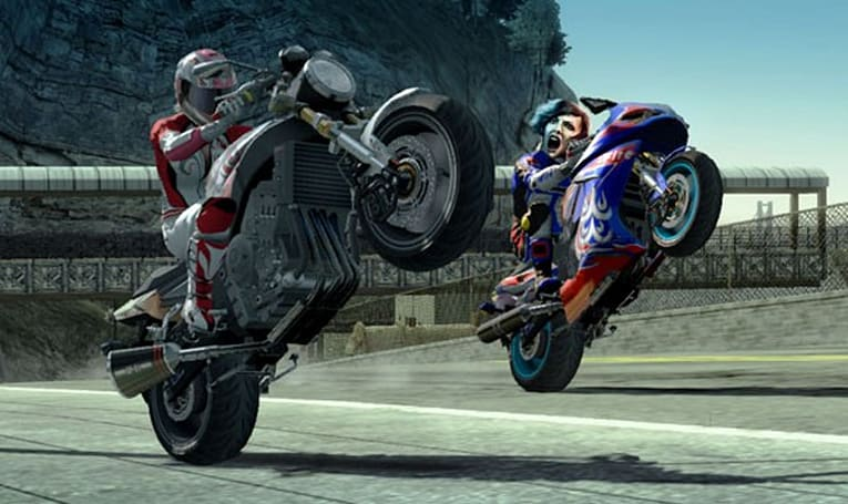 Suda 51 plays Burnout Paradise (a lot) more than you
