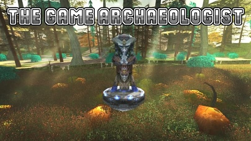 The Game Archaeologist: Classic MMOs in October