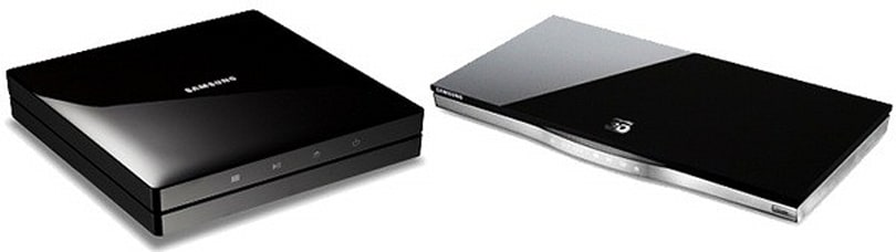 Samsung outs compact BD-ES6000 Blu-ray player, less compact ES6500, get down with UltraViolet