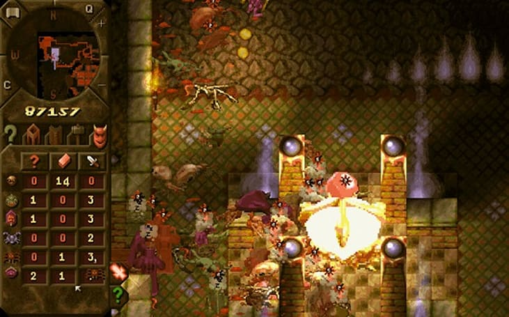 Original Dungeon Keeper free in GOG.com Valentine's Day sale this weekend
