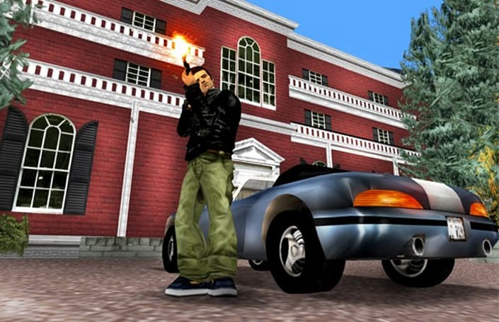 Hijacking the fun: Grand Theft Auto 3 on iPad