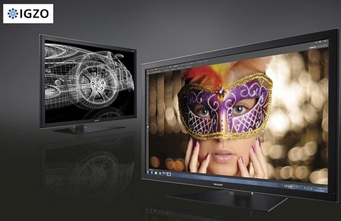 Sharp's first 4K 32-inch IGZO LCD is destined for Japanese workstations
