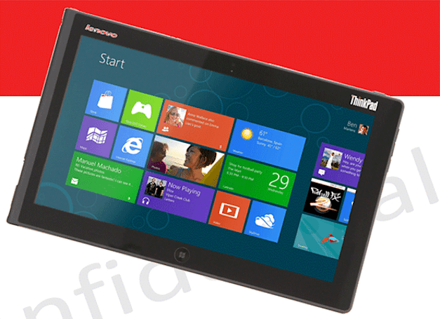 Leaked Lenovo Windows 8 ThinkPad Tablet 2 specs tip NFC, keyboard dock, uninspired name