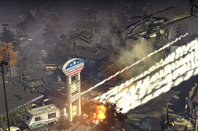 Homefront multiplayer preview: Funding the war machine