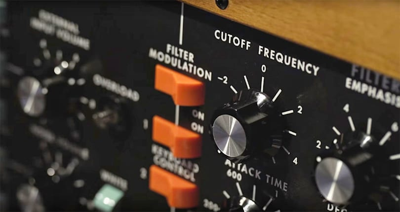Moog's Minimoog Model D reissue revives a classic synthesizer