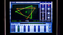 Animoog takes the synth keyboard stylings to the iPad, DIY electronica lives to see another day