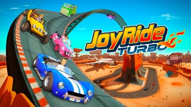 Joy Ride Turbo is the Kinectless sequel to Kinect Joy Ride