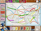 Ticket To Ride iPad game is great, could be greater