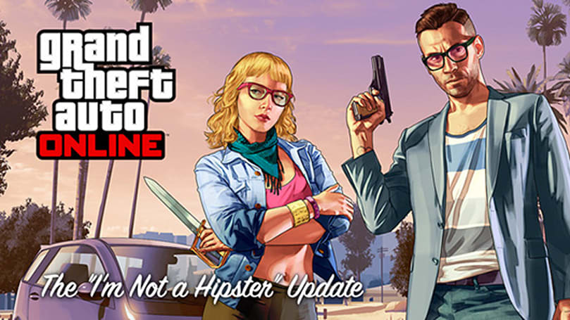 GTA Online claims 'I'm Not A Hipster,' update says otherwise