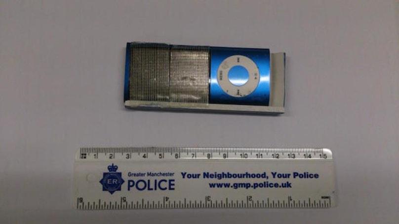 Police nab iPod Nano in ATM skimming scheme