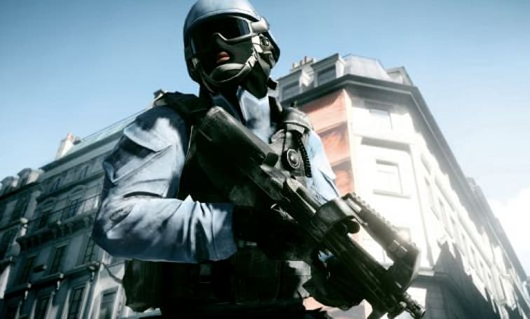 Battlefield 3 going all Burger King in the multiplayer
