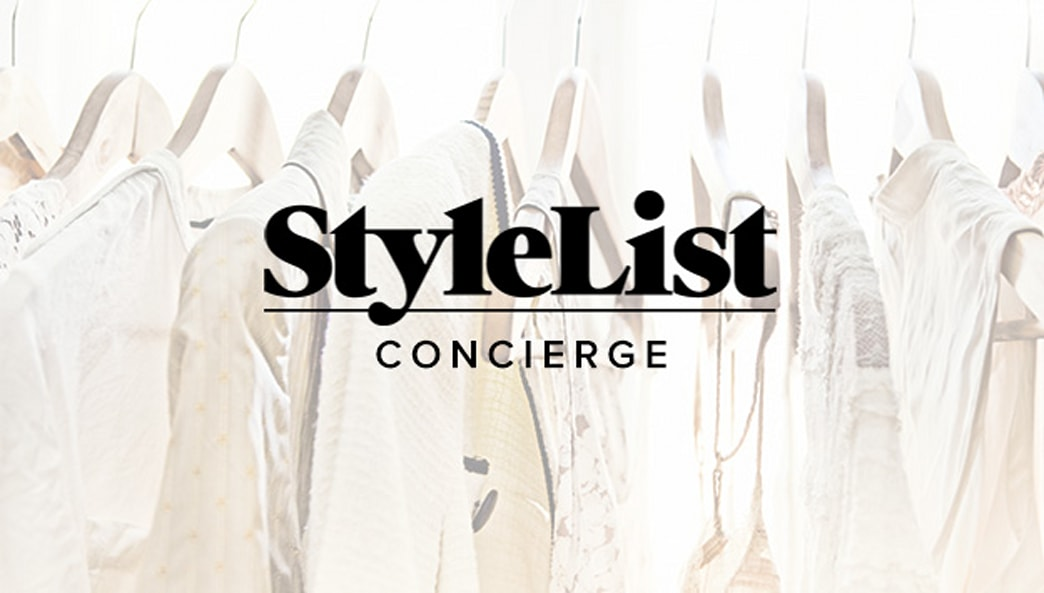 StyleList Concierge: Your personal styling service