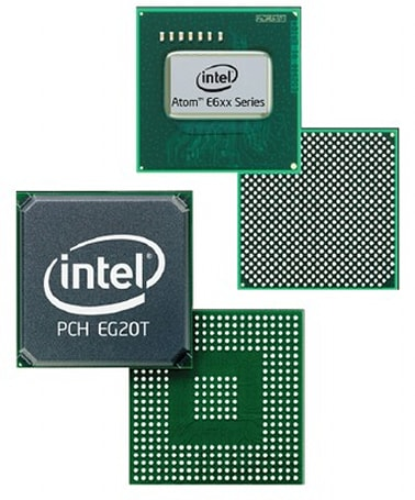 Intel retires Tunnel Creek codename, debuts E600-series Atom System on a Chip