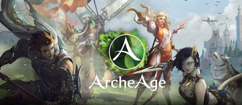 ArcheAge's second beta event starts July 30th