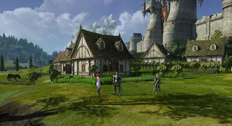 Level 50 player reviews ArcheAge, sees 'issues for the casual crowd'