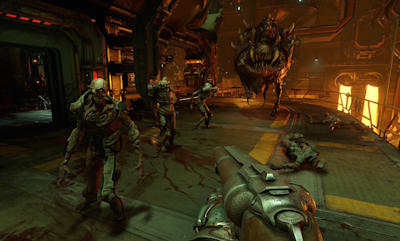 'Doom' multiplayer test run starts 'in the coming months'