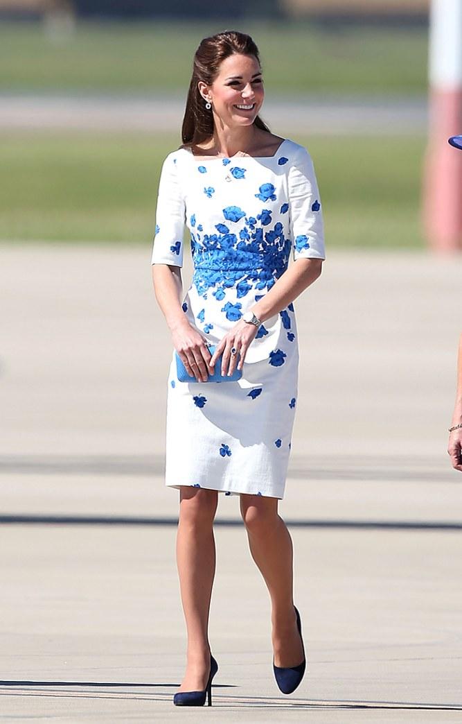 Kate Middleton's Australia tour wardrobe cost over $65,000