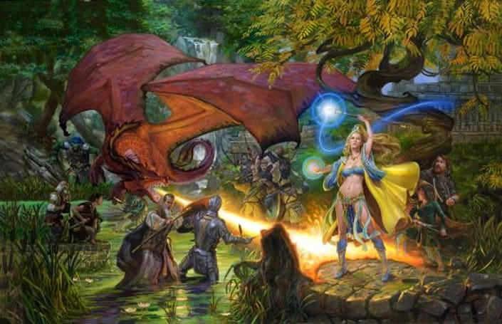 [Updated] Celebrate the launch of Veil of Alaris by winning a signed copy of the EverQuest art book