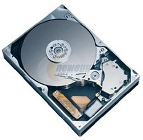Seagate's Barracuda 7200.12 HD packs 500GB per platter