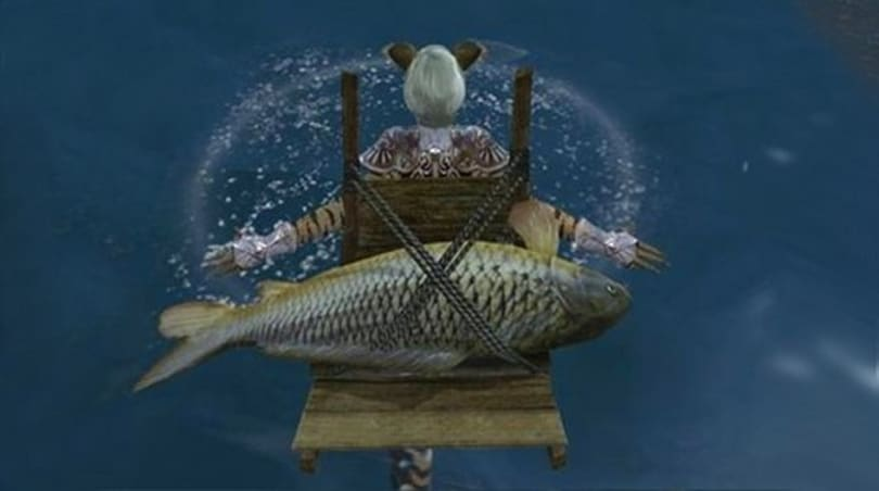 Get the scoop on ArcheAge's fishing and factions