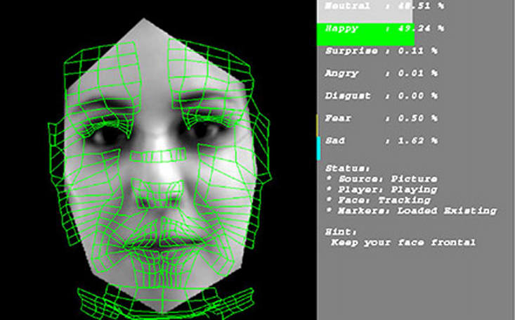 Emotion recognition software knows you want ice cream