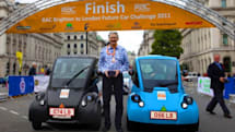 Gordon Murray's 350MPG EV sweeps the board and steals our hearts