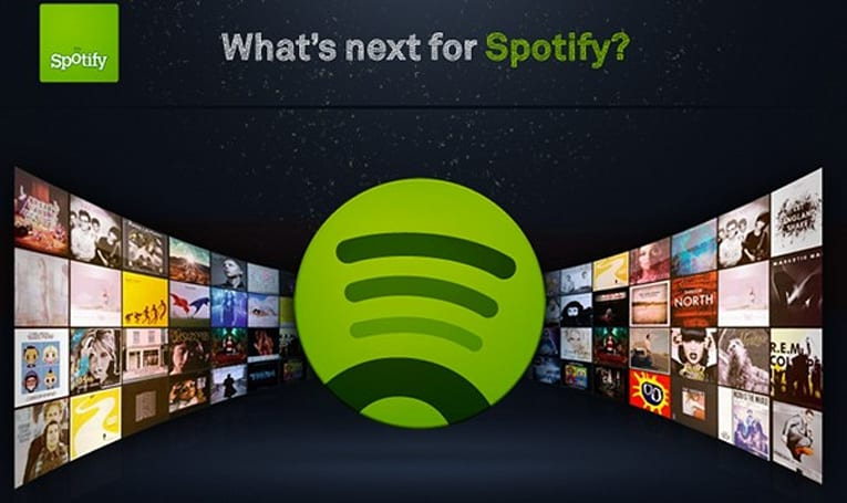 What's next for Spotify? Apps, apparently