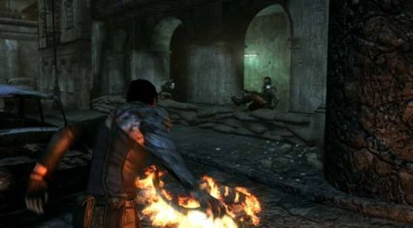 Dark Sector details reveal: no health or ammo bars, just you