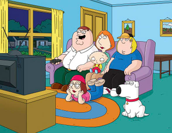 Family Guy is coming to iOS with the help of TinyCo and Fuzzy Door